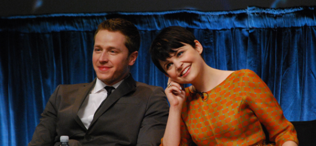 Josh Dallas and Ginnifer Goodwin (Image Credit: Flickr User Genevieve719)