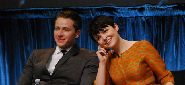 Josh Dallas and Ginnifer Goodwin (Image Credit: Flickr User Genieve719)
