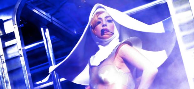 Lady Gaga (Image Credit: Peter Cruise)