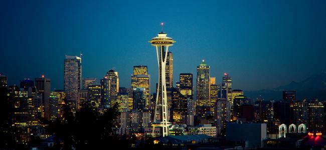 Seattle Skyline (Image Credit: Dave Sizer)