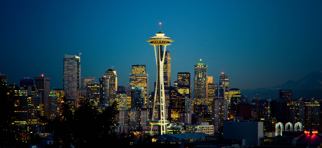 Seattle Skyline (Image Credit: Dave Sizer)