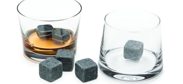 Whiskey Stones (Image Credit: Teroforma)