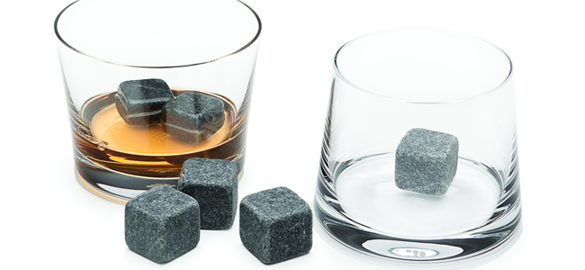 Whiskey Stones (Image Credit: Teraforma)