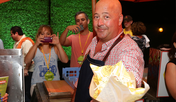 Andrew Zimmern (Image Credit: Getty Images)