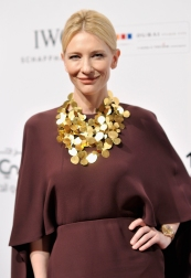 Cate Blanchett (Image Credit: Gareth Cattermole/Getty Images for DIFF)