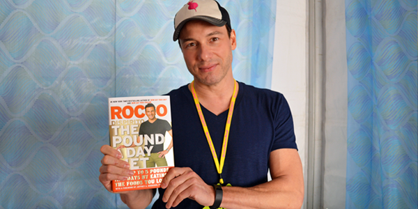 Chef Rocco DiSpirito (Image Credit: Saily Regueiro/The Daily Quirk)