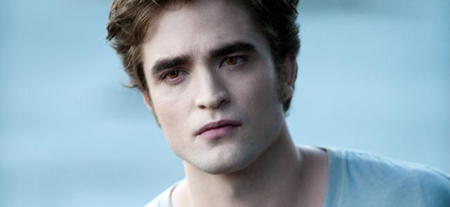 Robert Pattinson as Edward Cullen in THE TWILIGHT SAGA: ECLIPSE (Image Credit: Kimberley French/Summit Entertainment)