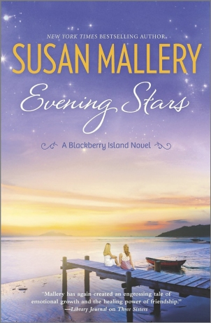 Evening Stars by Susan Mallery (Image Credit: Susan Mallery)