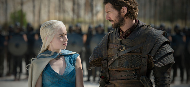 Why We're Excited about 'Game of Thrones' Season 4 – So ... Daario Naharis Season 4