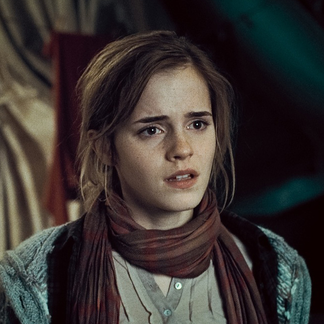 Emma Watson as Hermione Granger in HARRY POTTER AND THE DEATHLY HALLOWS – PART 1 (Image Credit: Warner Bros. Pictures)