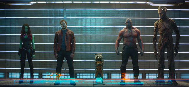 GUARDIANS OF THE GALAXY (Image Credit: Marvel)