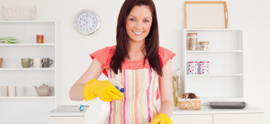 Homemade Cleaning (Image Credit: Wavebreak Media)