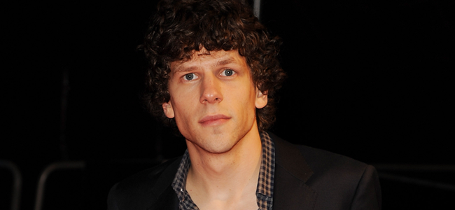 "Jesse Eisenberg attends a screening of ""The Double"" during the 57th BFI London Film Festival (Image Credit: Eamonn M. McCormack/Getty Images for BFI)"