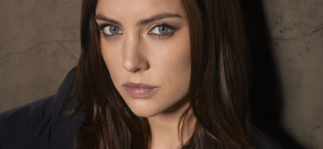 Jessica Stroup as Max Hardy for THE FOLLOWING (Image Credit: Michael Lavine/FOX)
