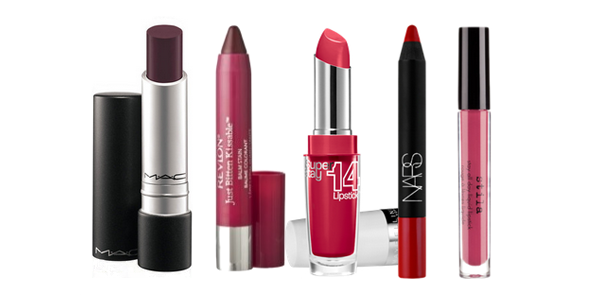 Long-Lasting Lipsticks