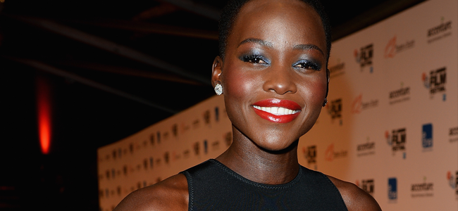 Lupita Nyong'o (Image Credit: Ben A. Pruchnie/Getty Images for BFI)