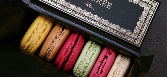 Macarons (Image Credit: Louis Beche)
