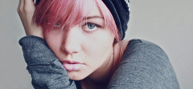Pink Hair (Image Credit: Hillary Boles)
