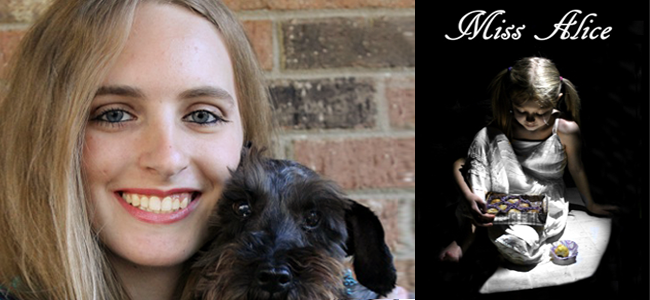 Author Sarah Gastright (Image Credit: Borealis Photography)