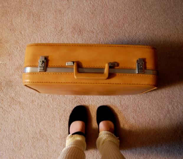 Suitcase (Image Credit: Lexie Lannom)