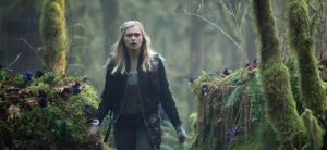 Eliza Taylor as Clarke Griffin in THE 100 (Image Credit: The CW)