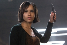 Zoe Kravitz in DIVERGENT (Image Credit: Jaap Buitendijk/Summit Entertainment)