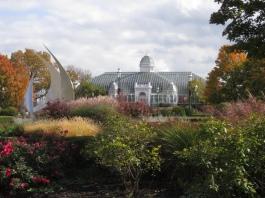 Franklin Conservatory (Image Credit: Vasenka Photography)