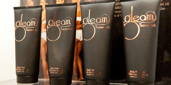Gleam Products (Image Credit: Gleam/Melanie Mills)