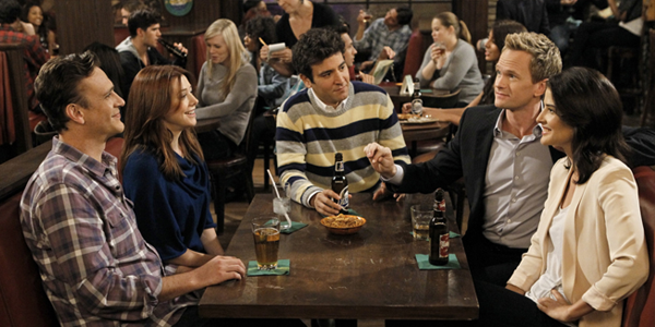 HOW I MET YOUR MOTHER (Image Credit: CBS)