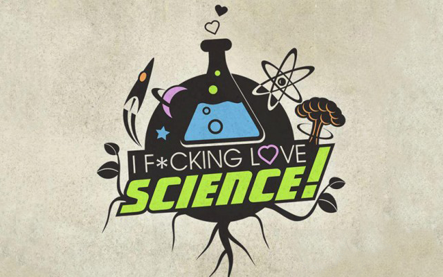 I F*cking Love Science (Image Credit: Elise Andrews)