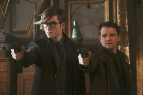 Matt Kane and James Immekus in ONCE UPON A TIME (Image Credit: ABC)