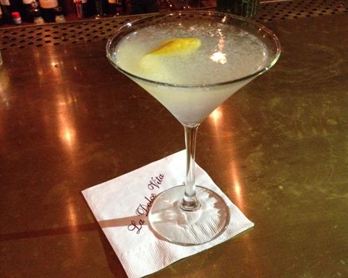 The 100 Cocktail (Image Credit: La Dolce Vita)