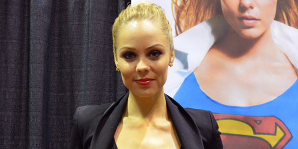 Laura Vandervoort (Image Credit: Victor Mascitelli/The Daily Quirk)