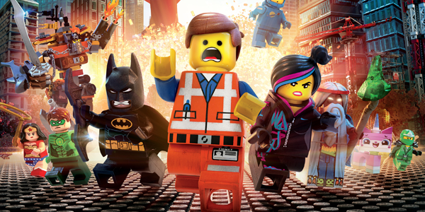 THE LEGO® MOVIE (Image Credit: Warner Bros. Pictures, Village Roadshow Pictures and Lego System A/S)