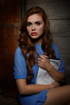 Holland Roden as Lydia Martin (Image Credit: Matthew Welch)
