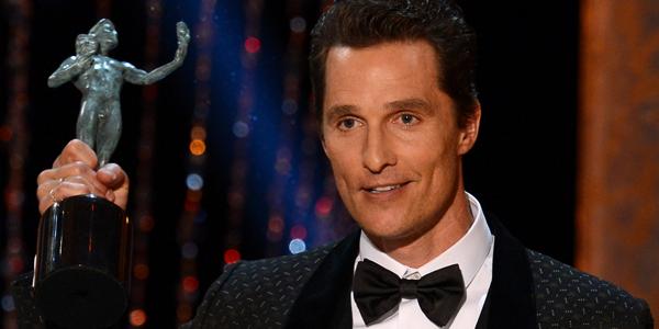 Matthew McConaughey (Image Credit: Michael Buckner/WireImage)
