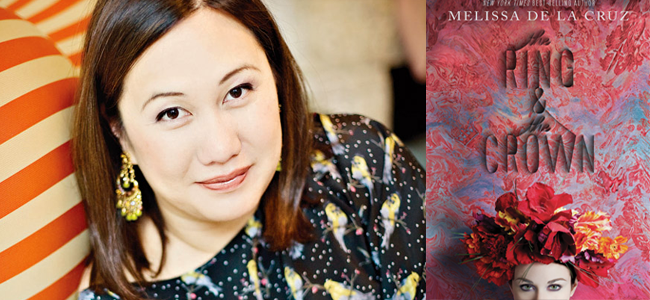 Author Melissa de la Cruz (Image Credit: Denise Bovee)