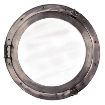 Porthole Mirror (Image Credit: Thos. Baker)