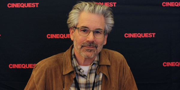 Director Paul Lazarus of SLINGSHOT (Image Credit: Franko-Niko Valencia/The Daily Quirk)