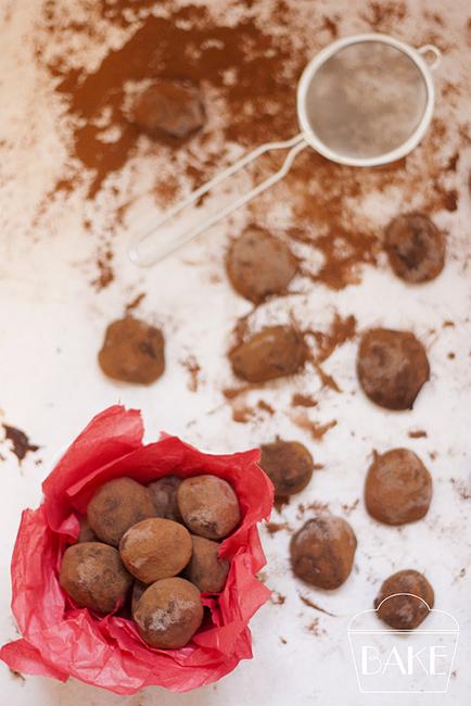 Truffles (Image Credit: Jenny @ Bake)