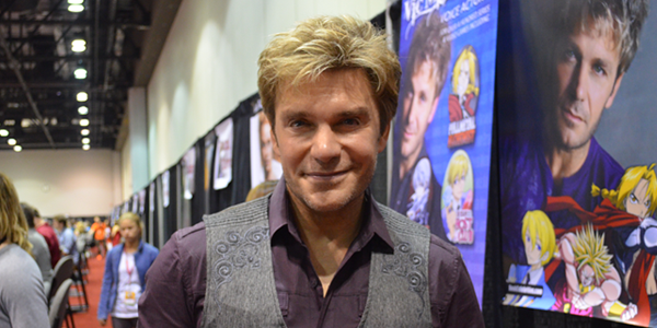 Vic Mignogna (Image Credit: Victor Mascitelli/The Daily Quirk)