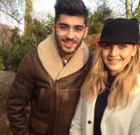 Zayn Malik and Perrie Edwards (Image Credit: Perrie Edwards/Instagram)