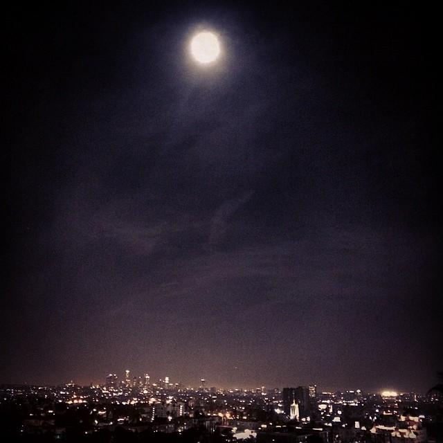 Skyline (Image Credit: Emily Parsons)