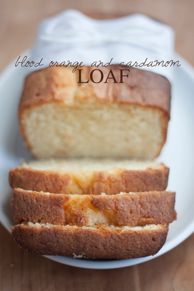 Blood Orange and Cardamom Cake Recipe (Image Credit: Jenny @ Bake)