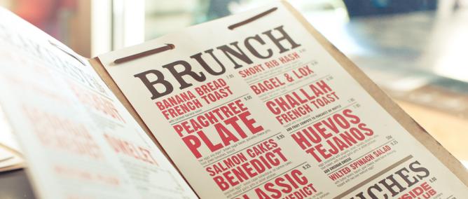 Brunch (Image Credit: Basheer Tome)