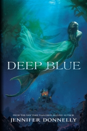 DEEP BLUE (Image Credit: Jennifer Donnelly)