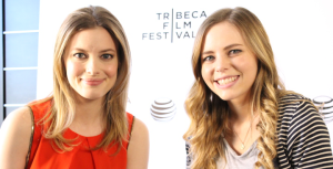 Gillian Jacobs with TDQ Correspondent Tara Robinson (Image Credit: Sean Torenli / The Daily Quirk)