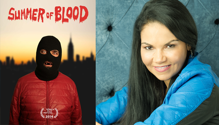 SUMMER OF BLOOD (Image Credit: Factory 25) / Juilette Fairley (Image Credit: King PDT/www.kimatherapy.com)