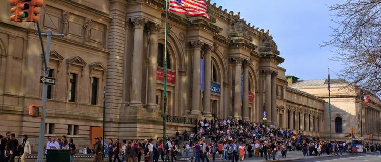 Metropolitan Museum of Art (Image Credit: Flickr User Nyer82)