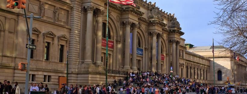 Metropolitan Museum of Art (Image Credit: Flicker User Nyer82)
